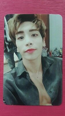 SHINEE JONGHYUN Official PHOTOCARD #2 1 and 1 5th Repackage Album Jong Hyun 종현