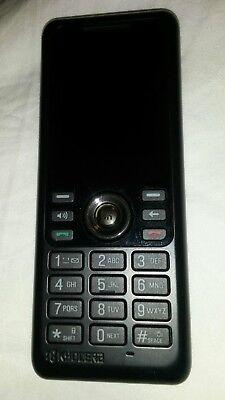 Black Kyocera Jax Cell Phone  Should Work With Safelink
