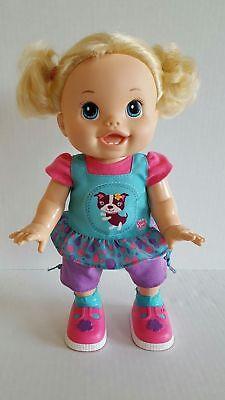 baby alive wanna walk doll for sale  Camas