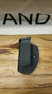 Kydex Magazine Pouch for Glock 43 *** G43 ***Free Shipping***BLK***