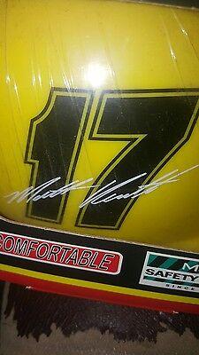 MATT KENSETH #17 NASCAR HARD HAT