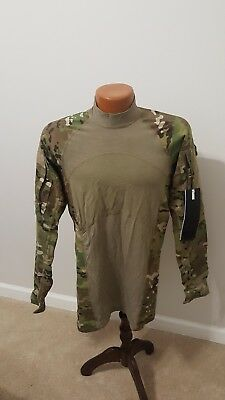 ACS MULTI-CAM MASSIF ARMY COMBAT SHIRT X-Small NEW  With Tags FR Size Small