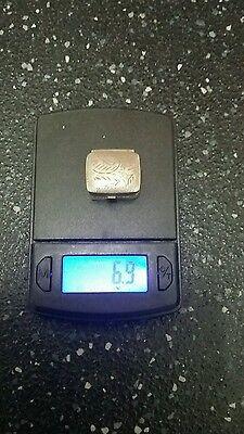 Sterling Silver Pill Box 6.9g