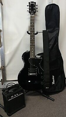 Maestro by Gibson Electric Guitar Package with Amp, Gigbag, Strap, Guitar Cable