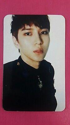VIXX LEO Official PHOTOCARD HADES 6th Single Album Photo Card FANTASY 레오