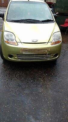 Chevrolet Matiz 2009  Breaking All Parts wishone one