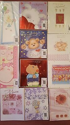 600 BIRTHDAY/GREETING / EVERYDAY CARDS PLUS 100 EASTER CARDS WHOLESALE JOB LOT