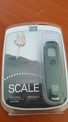 Go Travel luggage scale digital new
