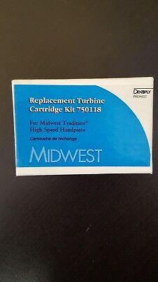 Midwest Replacement Turbine Cartridge Kit Ref 750118 Midwest Tradition High