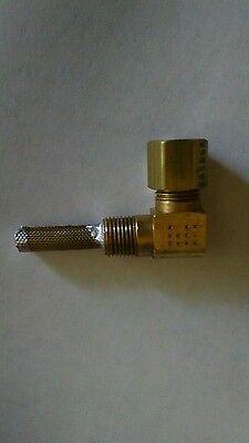 Carburetor 14 Fuel Inlet Fitting Strainer John Deere L 40 M 320 420 1010