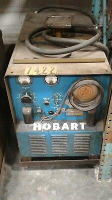Hobart Rc-500 Mig Welder 3 Ph 500a 230-460v 237dk