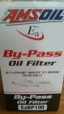AMSOIL EaBP-100 bypass oil filter