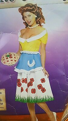 June Cleavage 1950s Housewife Woman Rasta Imposta Costume 7677 - Rasta Woman Costume