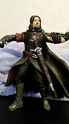 Lord Of The Rings Boromir Action Figure