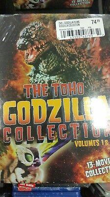 Godzilla Collection DVD
