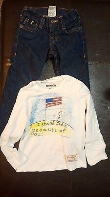 Бегунки True Religion Jeans and Long