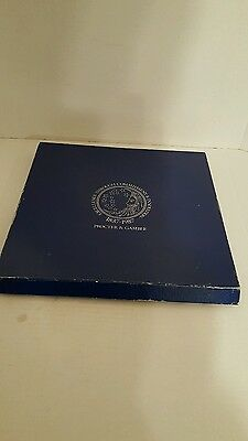 Procter & Gamble Exellence Threw Commitment & innovation  1837-1987 Good Cond.