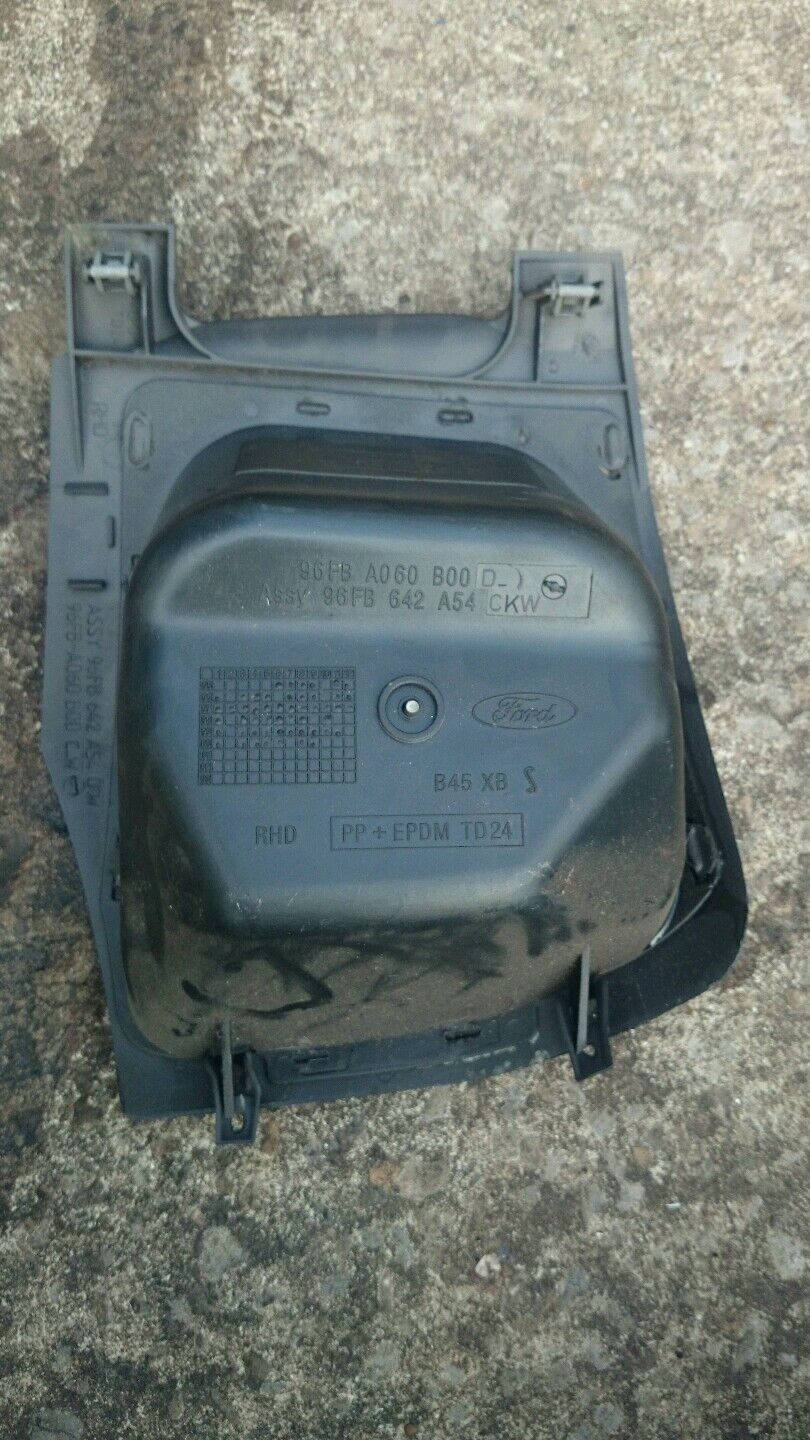 Ford Fiesta Fuse Box Mk4 Wiring Library 13 Interior Cover Storage Compartment 96fb A060 B00