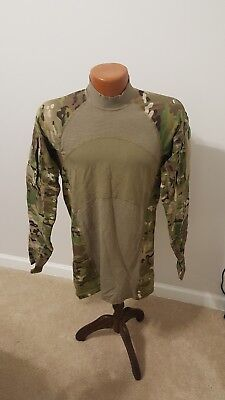 ACS MULTI-CAM MASSIF ARMY COMBAT SHIRT X-Small NEW Without Tag FR XS