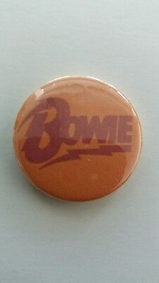 David Bowie Badge