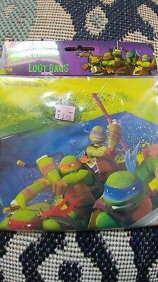 Ninja Turtles Goodie Bags (Teenage Mutant Ninja Turtles , Loot/Goody)