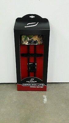 New 2015 Octane Bowtech Deadlock Lite 5 Arrow Bow Quiver realtree Camo Bulk