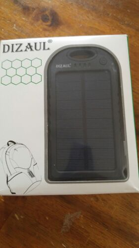 Solar Charger For Camping Portable Travel backpacking