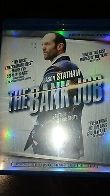 Jason Statham The Bank Job