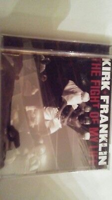 The Fight of My Life by Kirk Franklin (CD, Dec-2007,