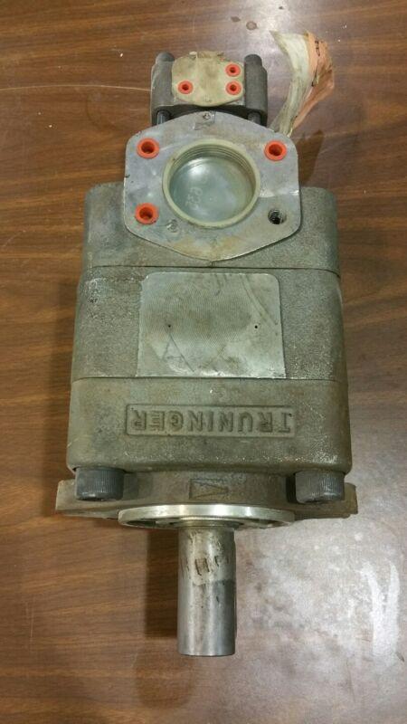 Bucher Truninger Hydraulic Gear Pump QT752-040/32-006R  #2031SR