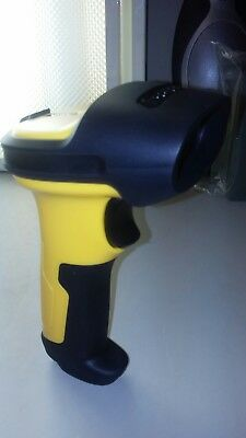 Inateck P6 Usb Barcode Scanner Wired Handheld Barcode Scanner Yellow