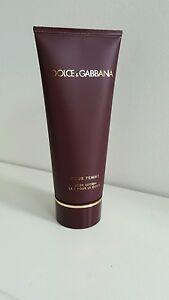 DOLCE & GABBANA POUR FEMME BODY LOTION 100ML BRAND NEW FREE P&P