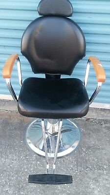 Salon Chairs Hair Nail Professional Best Small Styling Barber Equipment  for sale  Orlando