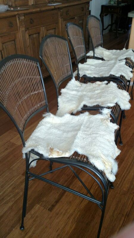 Baby lamb skin, short curls, dolls, seat covers, soft lamb curl. Doll wig making