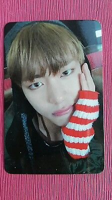 BTS V TAEHYUNG Official PHOTOCARD 2nd Repackage Album YOU NEVER WALK ALONE 뷔