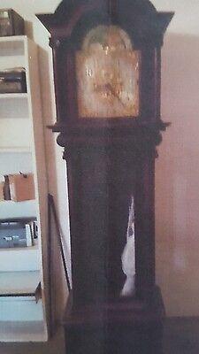 Antique Tall-case Grandfather Clock