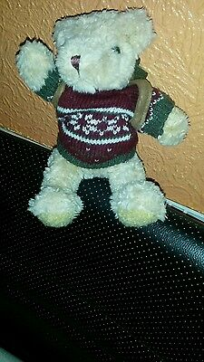 COLLECTORS Henry the hiker teddy bear