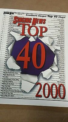 2000 singing news Songbook