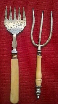 Forks Metal & Bone