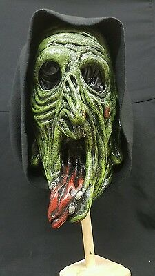 halloween3 III season of the witch mask movie prop horror silver shamrock dwn - Silver Shamrock Halloween Mask