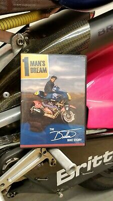 John Britten One Man's Dream Documentary DVD