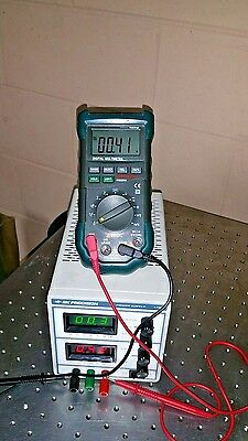 Bk Precision Dc Power Supply 30volt 1amp 1705