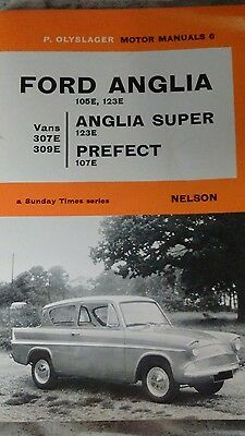 Ford anglia olyslager manual