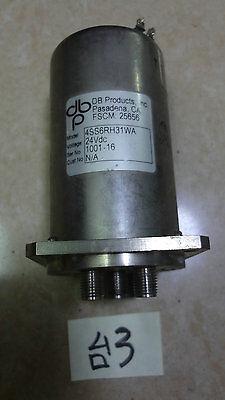 Db Products Lnc Fscm 25656 Model 4ss6rh31wa 24vdc