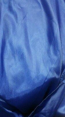 Satin Aisle Runner Royal Blue (Royal Blue Aisle Runner)