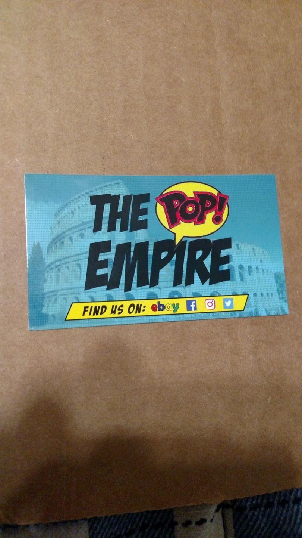 The Pop Empire