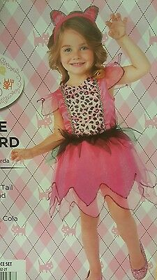 Little Leopard Pink Dress Costume Infant Toddler Palamon 1482
