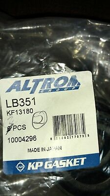 GENUINE Altrom LB351 KF13180 SPARK PLUG TUBE SEAL set of 2 new opened pkg
