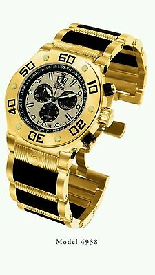 Invicta 4938-4915-SPEEDWAY CHRONOG /50 MM/ Choose 1 /only 1 All Google