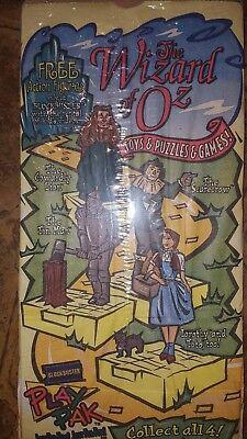 Blockbuster, Wizard of Oz game bag